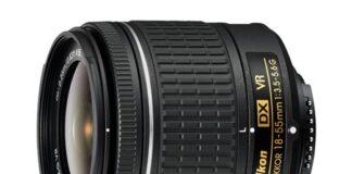 Nikon 18-55mm VR AF-P DX