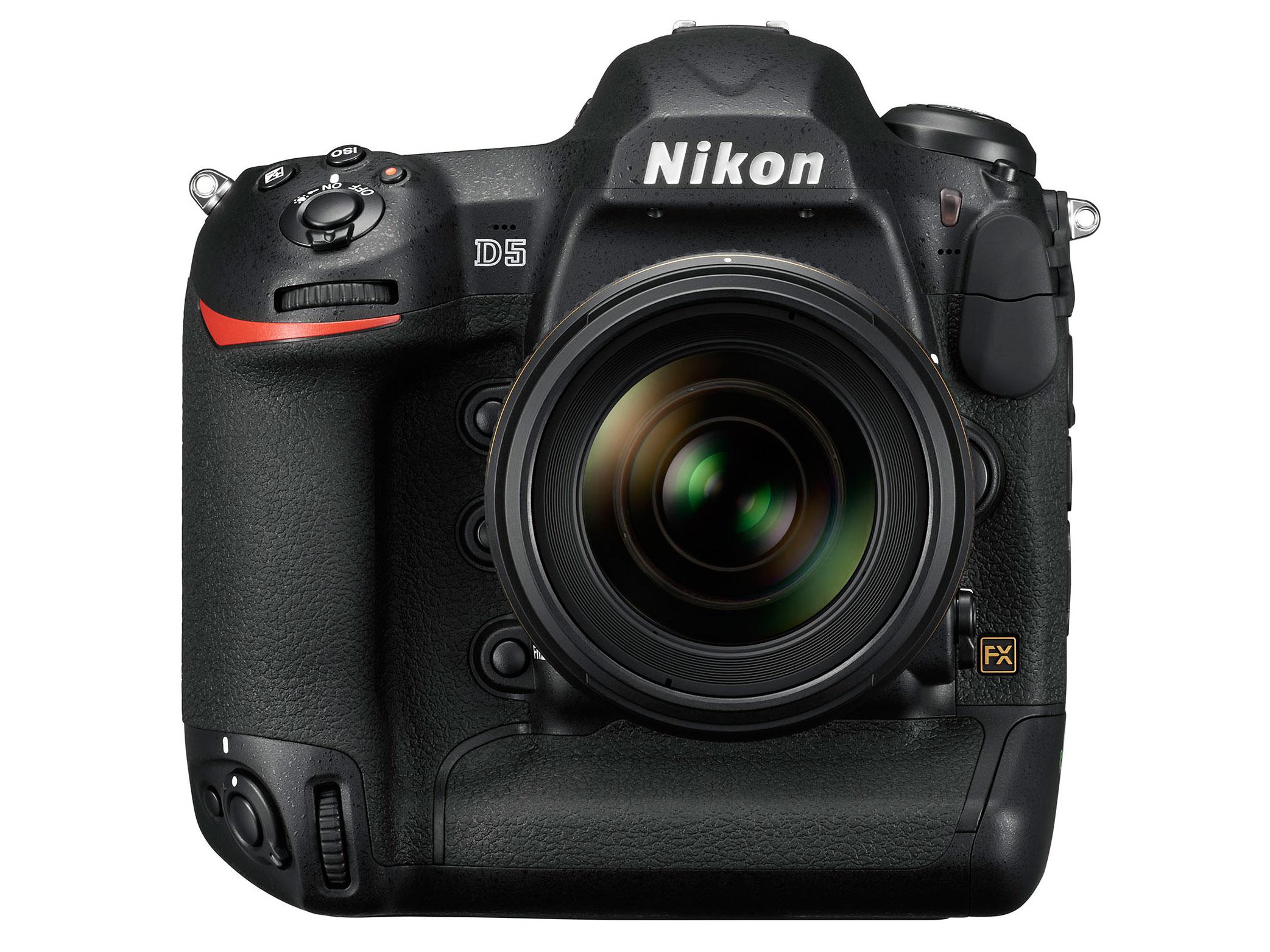 Nikon D5 208mpx Iso 3280000 14fps Si Filmare 4k