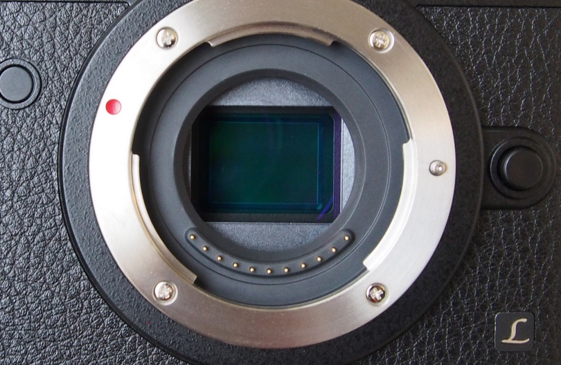 Senzor Micro 4/3 Panasonic