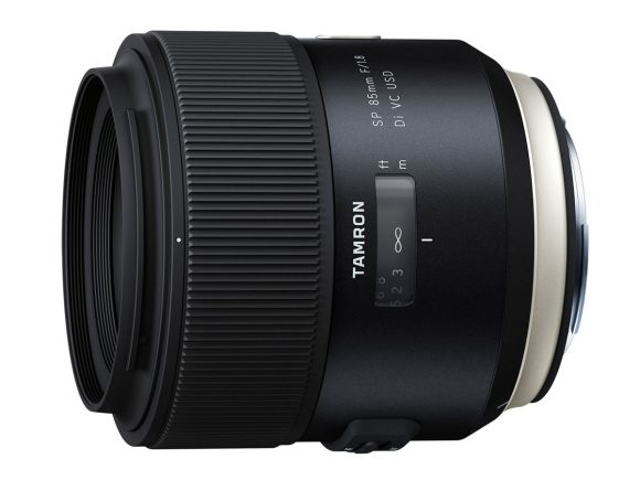 Tamron 85mm f/1.8 SP VC