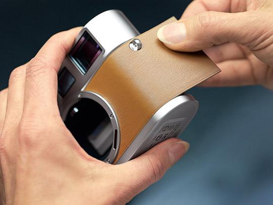 Cum se fabrica: Leica M9-P Hermes, editie limitata (video)