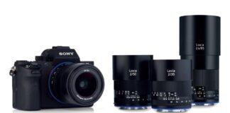Gama Zeiss Loxi pentru Sony FE