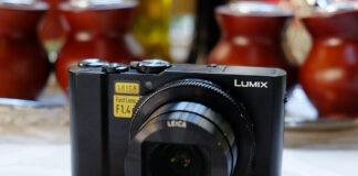 Panasonic LX5: mic, compact, dar cu aspiratii mari