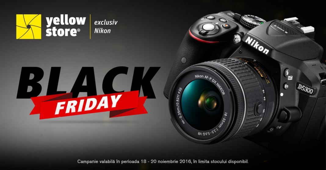 YellowStore Nikon Black Friday 2016