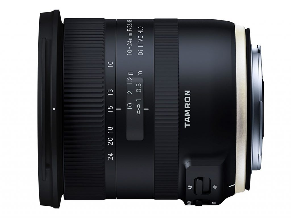 Tamron 10-24mm F/3.5-4.5 Di II VC HLD (Model B023)