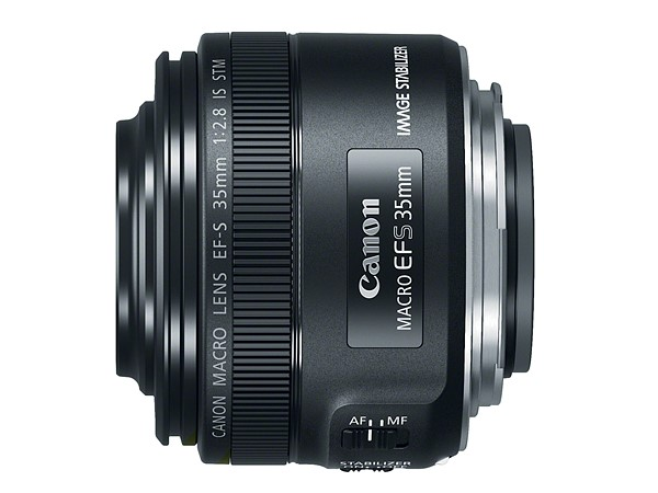 Canon EF 35mm F/2.8 Macro STM
