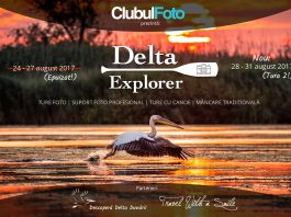 Delta Explorer, tura a II-a: 28-31 August 2017