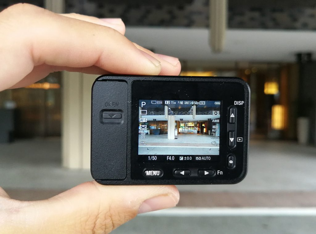 Sony RX0 in test