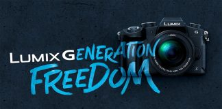 Lumix Generation Freedom