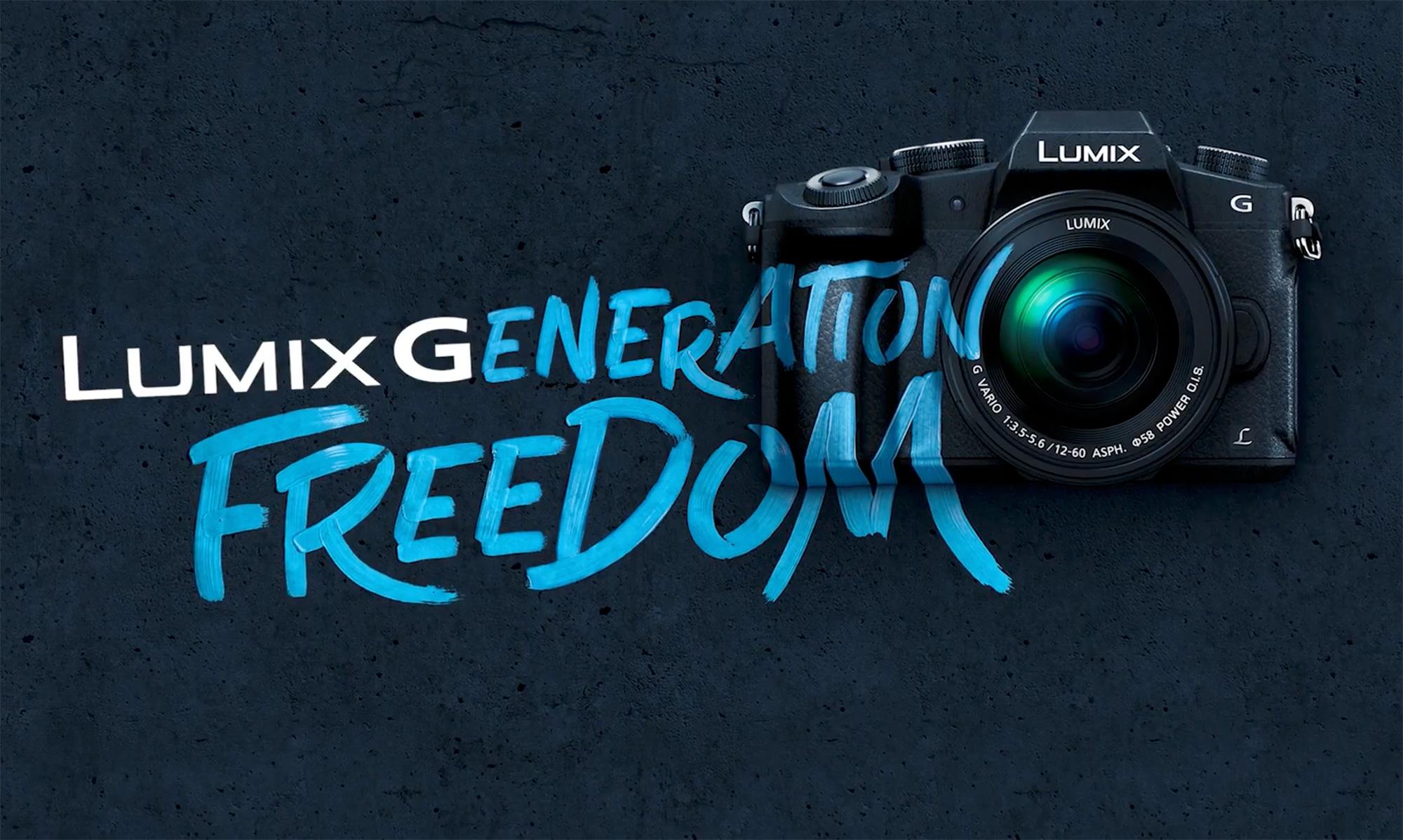 Lumix Generation Freedom