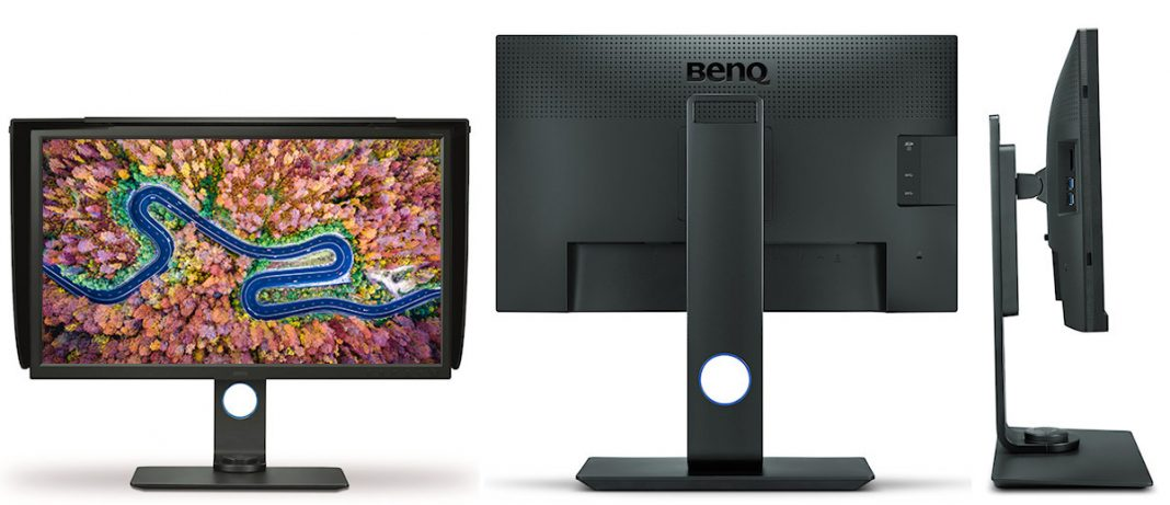 Monitorul BenQ SW271 in test