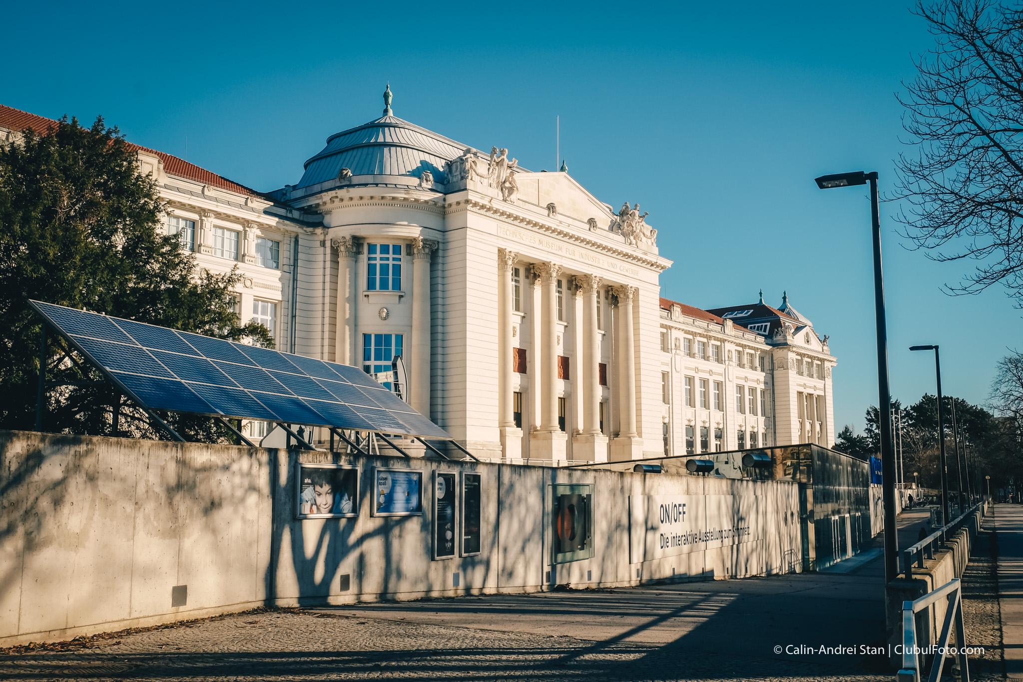 Muzeul Tehnic din Viena
