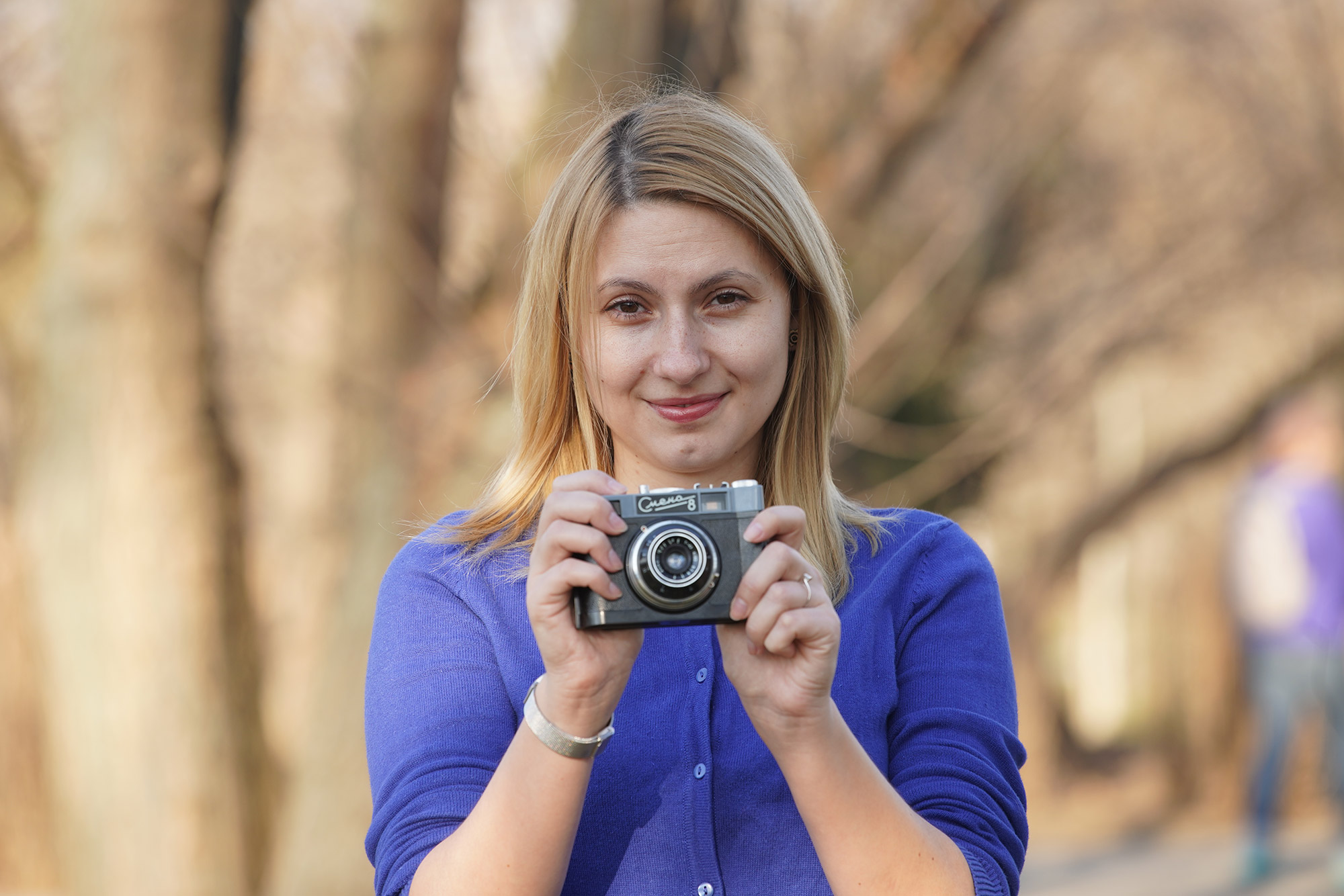 Canon 70-200mm f/4L USM pe Sony A7RIII cu Sigma MC-11