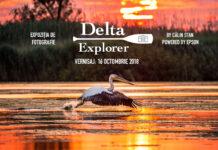 Vernisajul expozitiei foto Delta Explorer