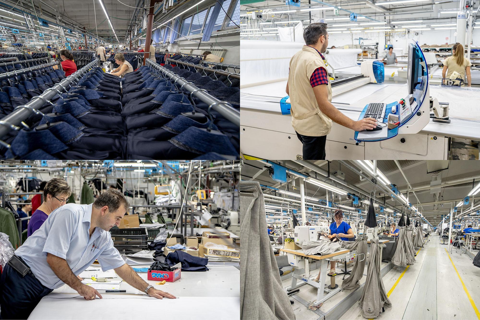 Fotografii industriale, facute cu A7 III