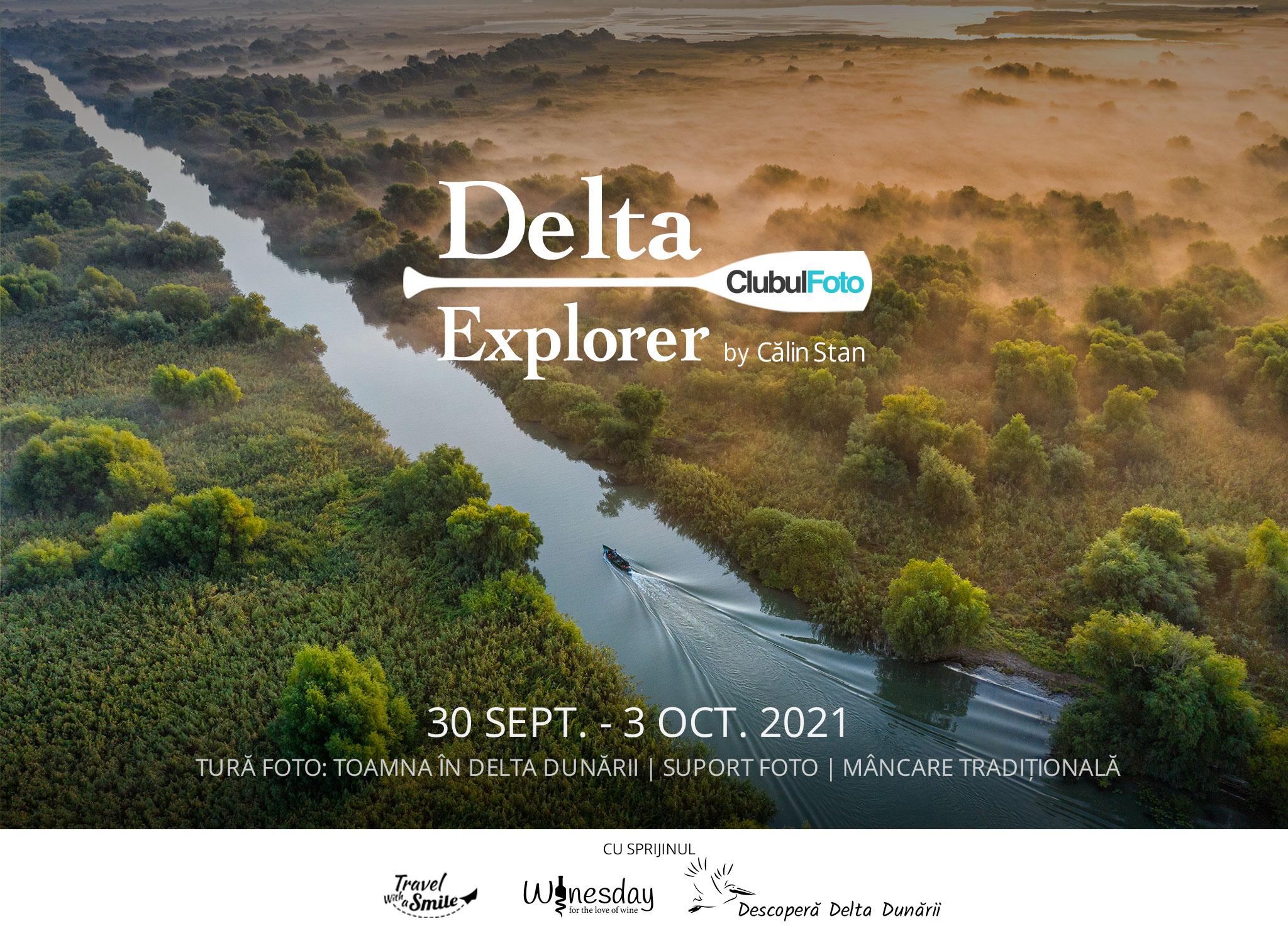 Delta Explorer 11