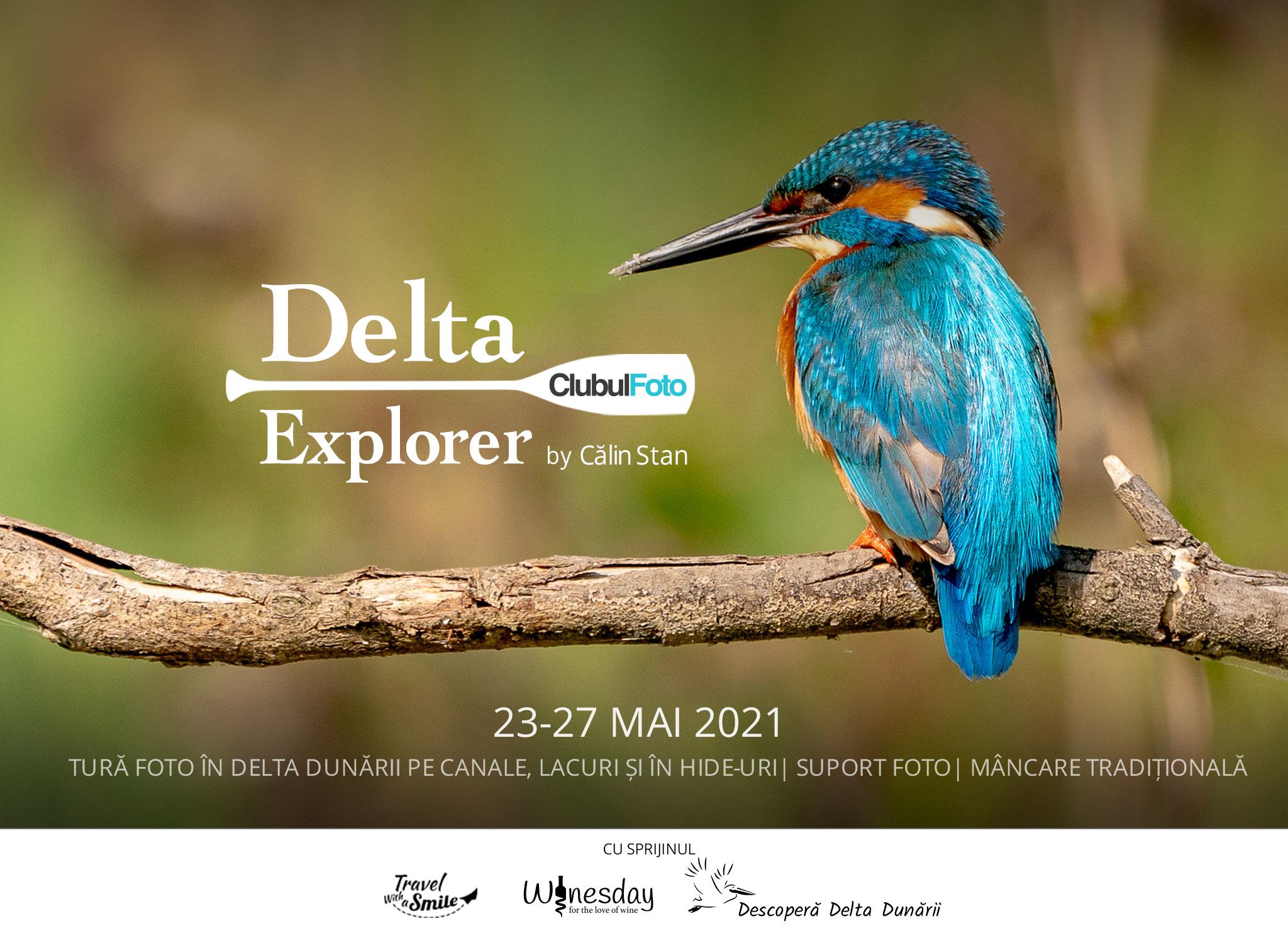 Delta Explorer 2021